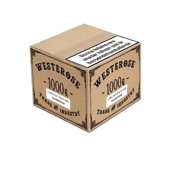 Snussats Westerose Limited Edition