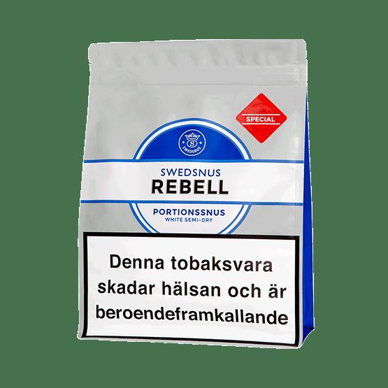 Rebell Special Portion Bag - Snusa Direkt!