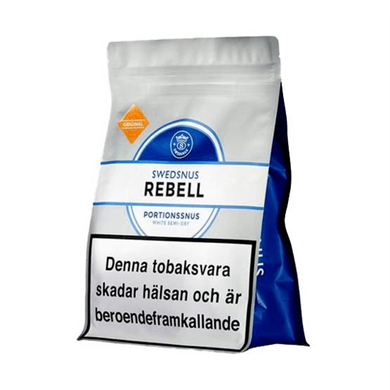 Rebell Original Portion Bag - Snusa Direkt!