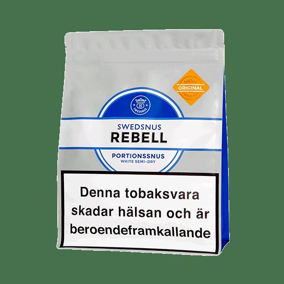 Rebell Original Portion Bag - Snusa Direkt!
