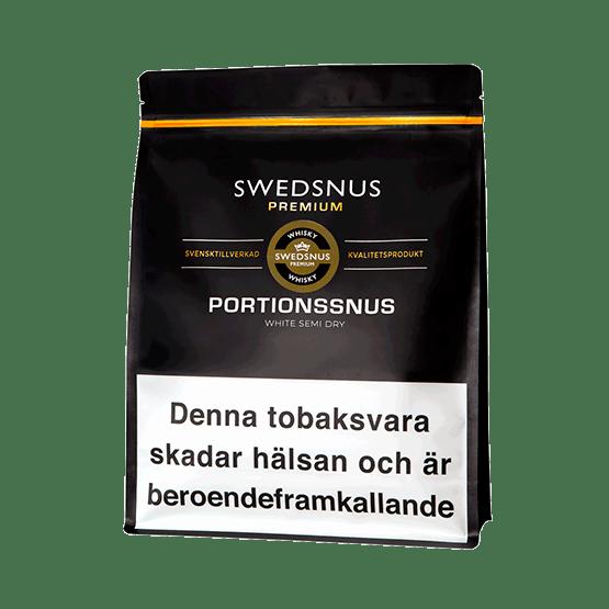 Premium Whisky Portion Bag - Snusa Direkt!