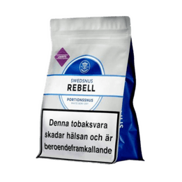 Rebell Lakrits Portion Bag - Snusa Direkt!