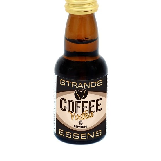 Strands Coffee Vodka Arom