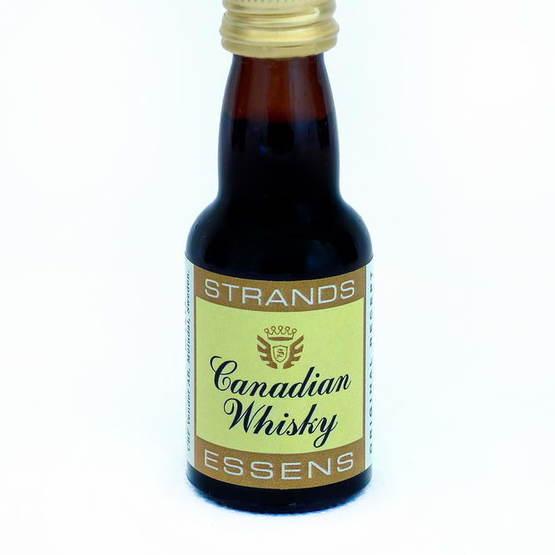 Strands Canadian Whisky Arom