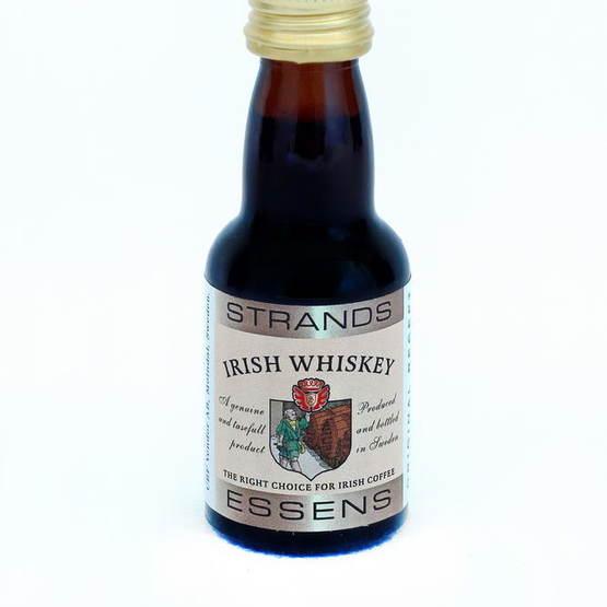 Strands Irish Whiskey Arom