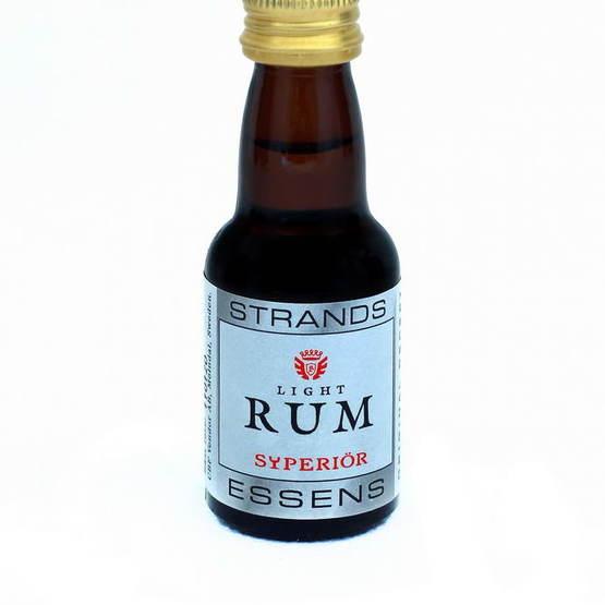 Strands Light Rum Arom