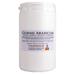 Gummi Arabicum - för fastare snus 700g