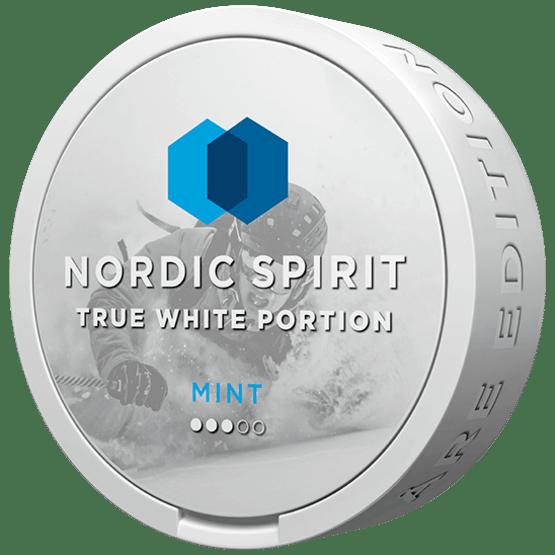 Nordic Spirit True White Mint Åre Edition 5-pack