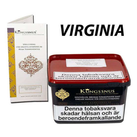Virginia Stjälkmjöl Typ1