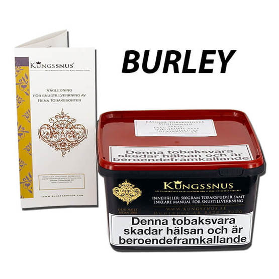 Burley Stjälkmjöl