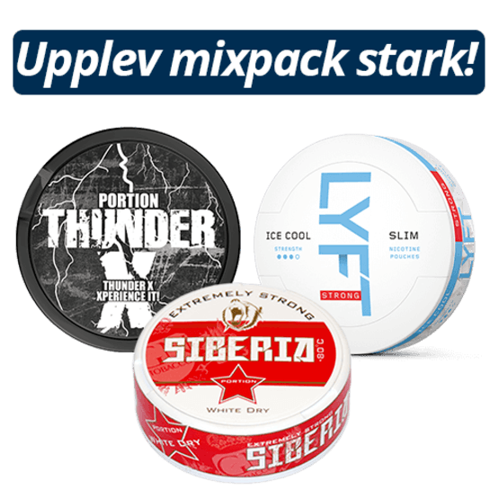 Mixpack Stark