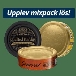 Mixpack Lös