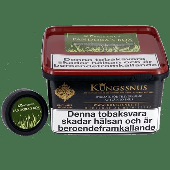 Snussats Kungssnus Pandoras Box Batch 4