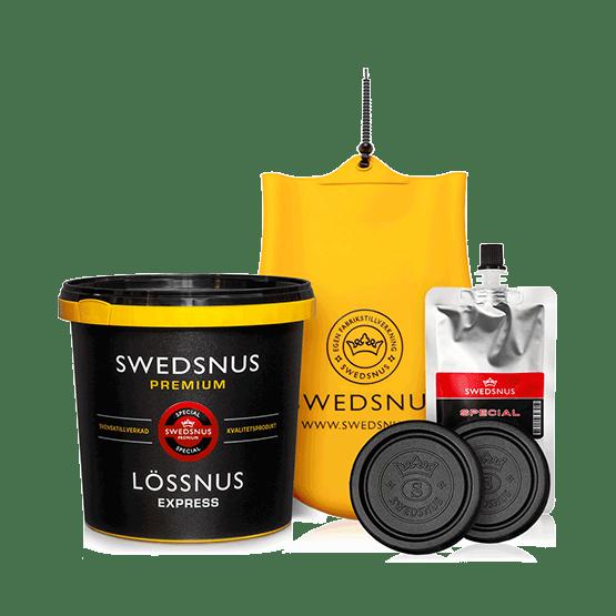 Swedsnus Lössnus Special 10 dosor