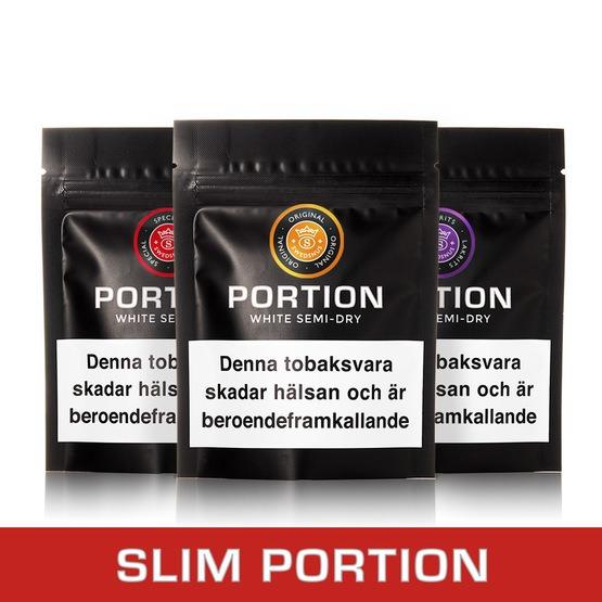 Swedsnus Mixpack Premium Slim