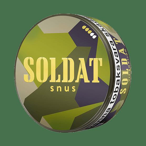 Soldat Original Vit Portionssnus