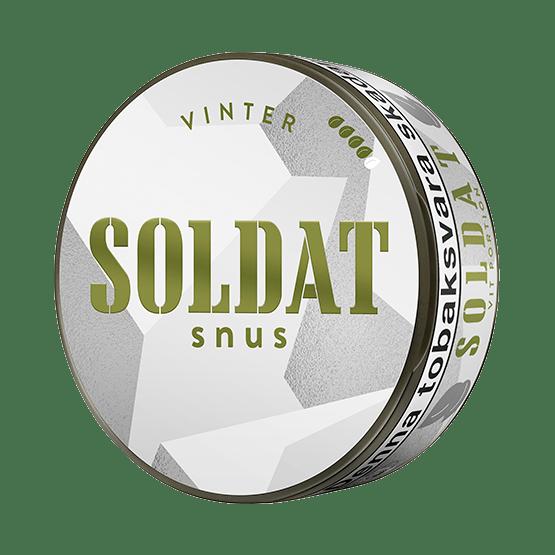 Soldat Vinter Vit Portionssnus