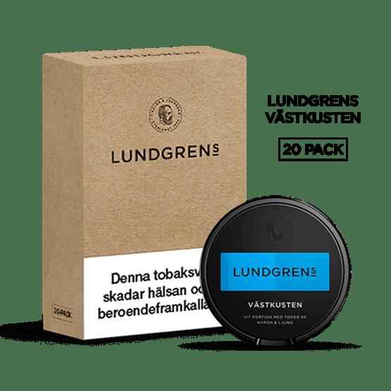 Lundgrens Västkusten 20-pack