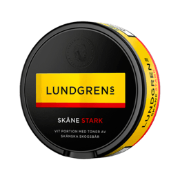 Lundgrens Skåne Stark Vit Portion