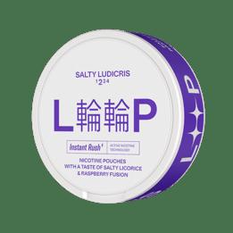 Loop Salty Ludicris All White