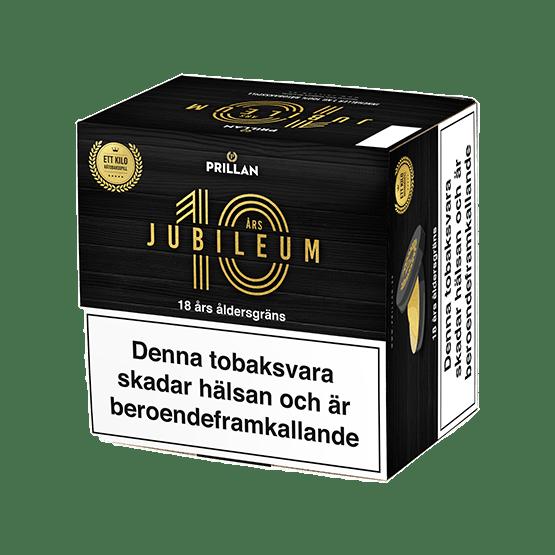 Snussats Prillan Jubileum Råtobaksspill
