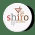 Shiro Cuba Libre Slim All White Portion