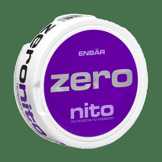 Zeronito Enbär Nikotinfritt Snus