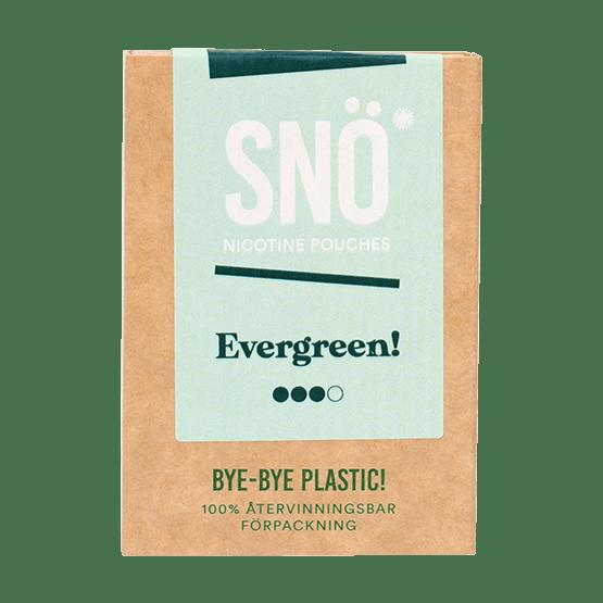 SNÖ Evergreen All White Portion