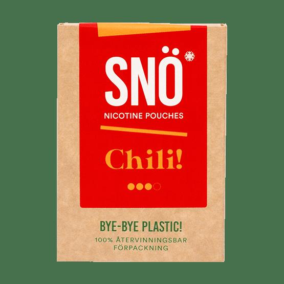 SNÖ Chili All White Portion