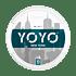 YOYO New York Slim Strong All White Portion