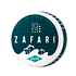 Zafari Desert Mint Slim All White Portion