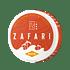 Zafari Sunset Mango Slim All White Portion