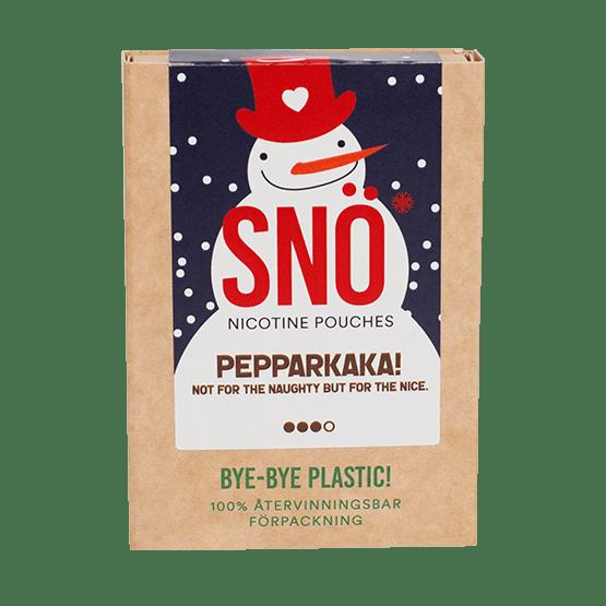 SNÖ Pepparkaka Mini Strong All White Portion