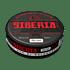 Siberia Black White Dry Slim Portion