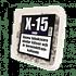 X-15 Portion Enbär Snussats