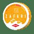 Zafari Red Sea Orange Slim Extra Strong All White Portion