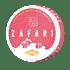 Zafari Carribean Guava Slim Strong All White Portion