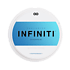 Infiniti Peppermint Slim Extra Strong All White Portion
