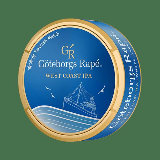 Göteborgs Rapé West Coast IPA White Portion