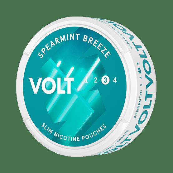 VOLT Spearmint Breeze Slim Strong All White Portion