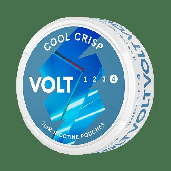 VOLT Cool Crisp Slim Extra Strong All White Portion
