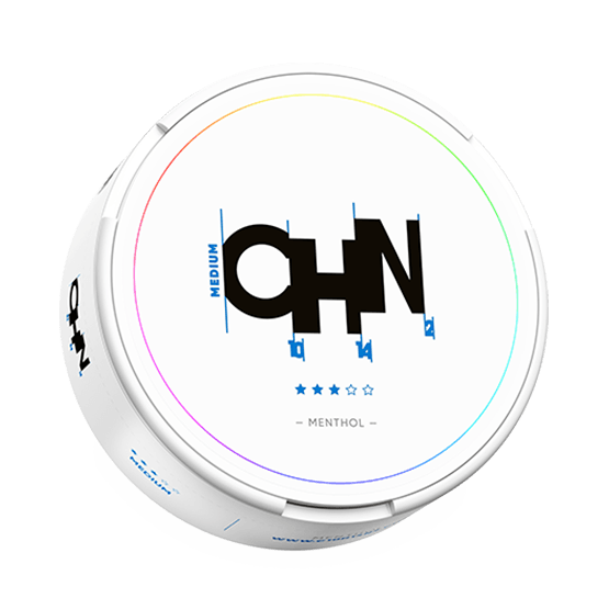 CHN 15.4MG Slim All White Portion