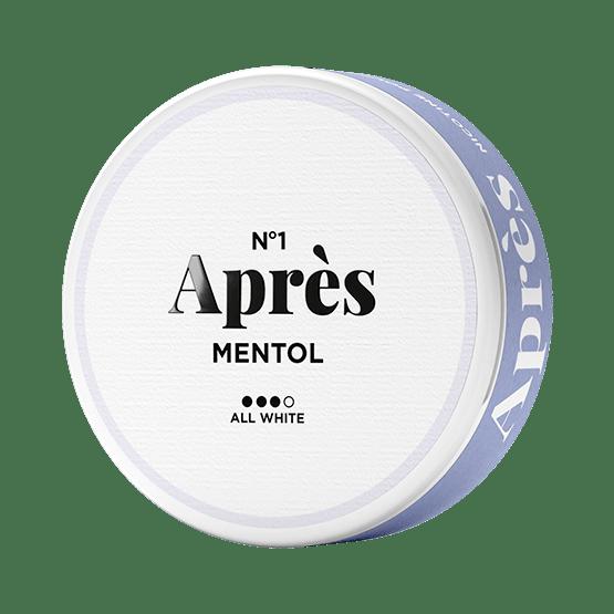 No.1 Après Mentol Original Strong All White Portion