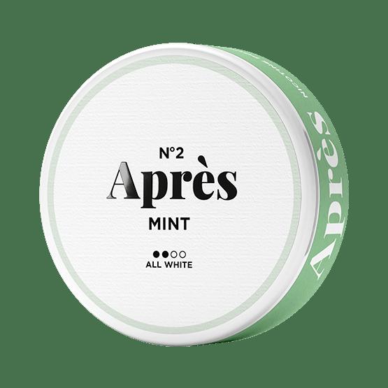 No.2 Après Mint Original Normal All White Portion