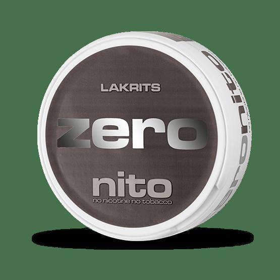 Zeronito Lakrits Nikotinfritt