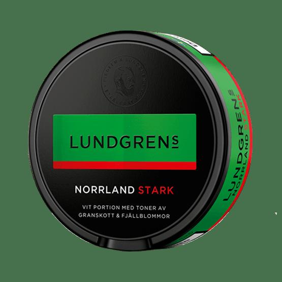 Lundgrens Norrland Stark White Portion