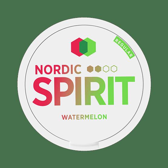 Nordic Spirit Watermelon Slim All White Portion
