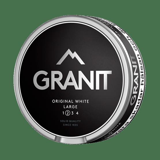 Granit Vit Portionssnus