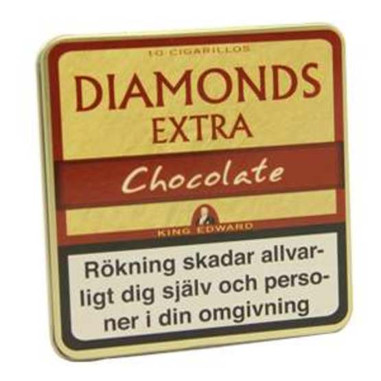 Diamonds Extra Chocolate