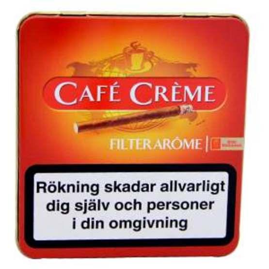 Café Creme Filter Arôme